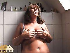 Big Boobs, German, Amateur, Mature