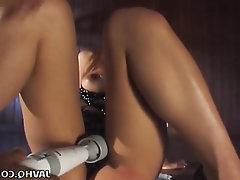Big Tits, Ebony, Hairy, Masturbation, Solo