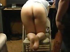 Amateur, BDSM, BDSM, Spanking, Wife