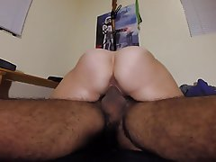 Amateur, Blonde, Hairy, Interracial