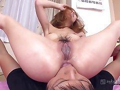 Asian, Ass Licking, Blowjob, Japanese