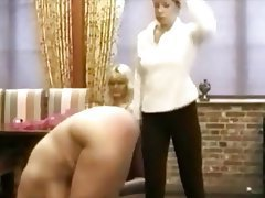 Big Butts, Spanking