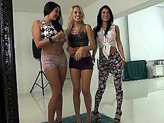 Lesbian, Lesbian, Teen, MILF