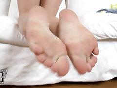 Casting, Feet, Fetish, Massage