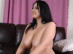 Babe, Big Tits, Casting
