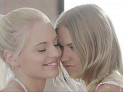 Babe, Blonde, Cute, Lesbian