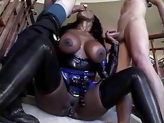 Anal, Double Penetration, Interracial