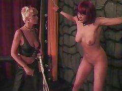Lesbian, Big Boobs, BDSM, Redhead, Femdom