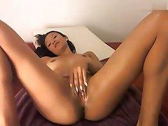 Asian, Masturbation, Squirt, Webcam