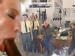 Blonde, Blowjob, Cumshot, Facial, German