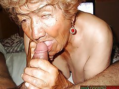 Amateur, BBW, Granny
